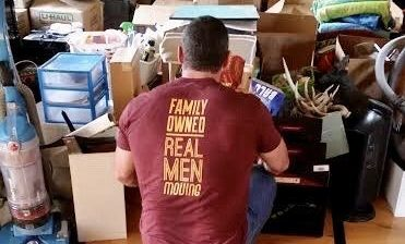 Real Men Moving
