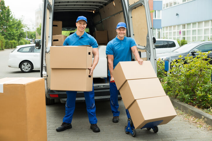 Professional Movers in Tarrytown
