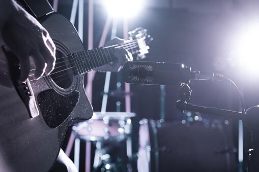 live music scene